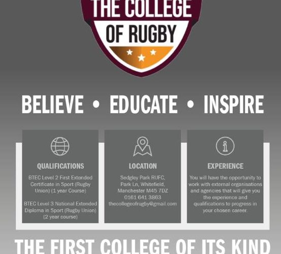 the college of rugby